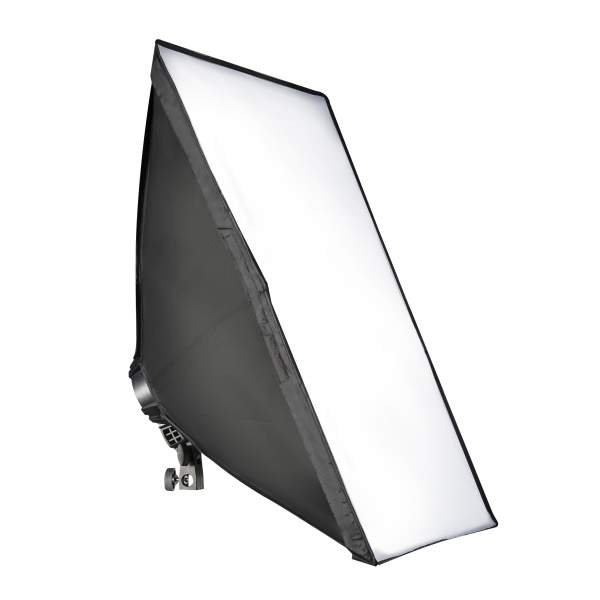 Walimex pro Daylight 1000 & Softbox 50x70cm 4x50W