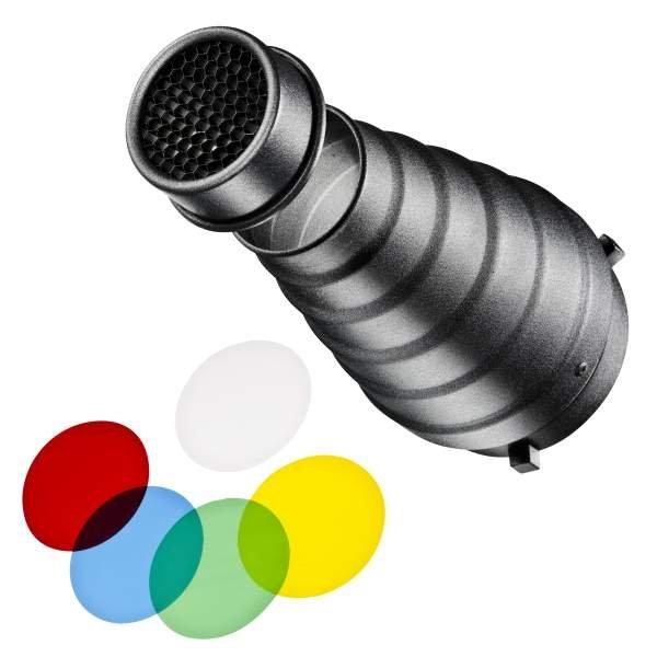 Walimex Universal Spotvorsatz-Set Multiblitz P