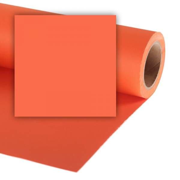 Colorama Hintergrundkarton 2,72 x 11m - Pumpkin