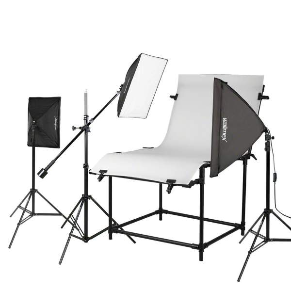 Walimex Aufnahmetisch Set Pro Daylight