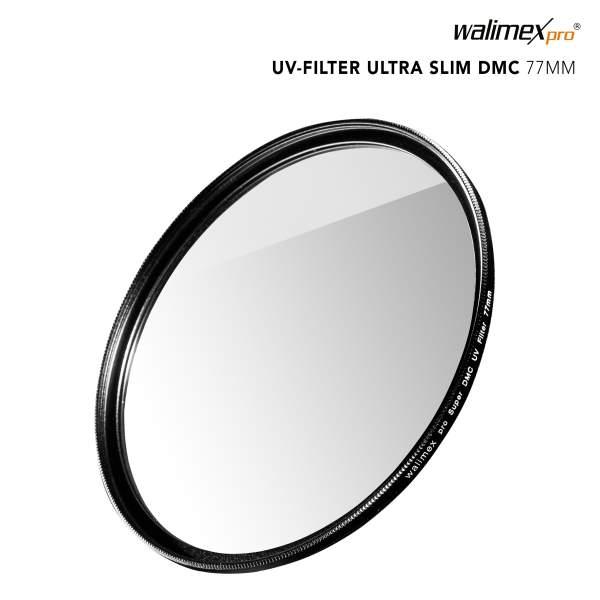 Walimex pro UV-Filter Slim Super DMC 77mm