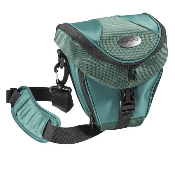 Mantona Premium Colttasche dunkelgrün