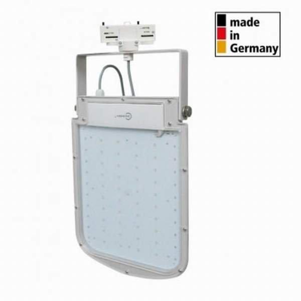 Bioledex 3-Phasen LED Strahler ASTIR 50W 4200Lm 70° 5200K Grau