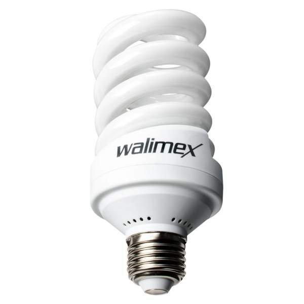 walimex Spiral-Tageslichtlampe 30W entspricht 150W