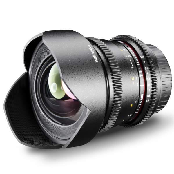 14/3,1 Objektiv VDSLR für Samsung NX