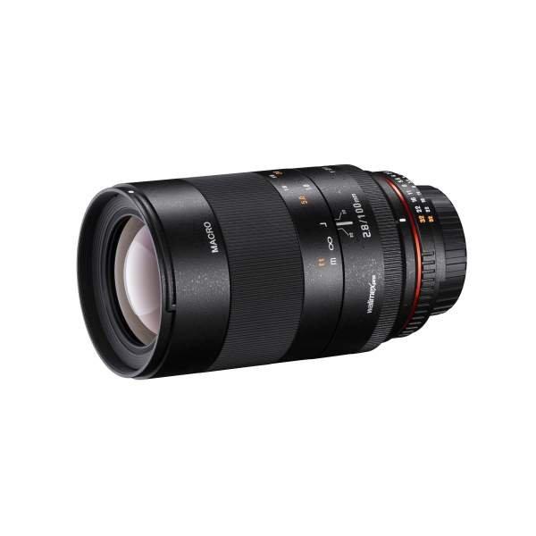 Walimex pro 100/2,8 Makro DSLR Canon EF
