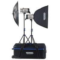 "Hensel Integra Plus Kit ""Advanced"""