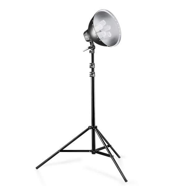 Walimex pro Daylight 600 5x24W Set + Stativ