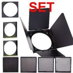Filterträgersystem Set für 22 cm Filtersystem