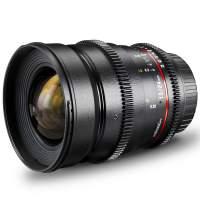 Walimex pro 24/1,5 Video DSLR Sony A