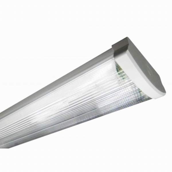 Bioledex SIMPO 2-fach Innenraumleuchte für 120cm LED Röhre