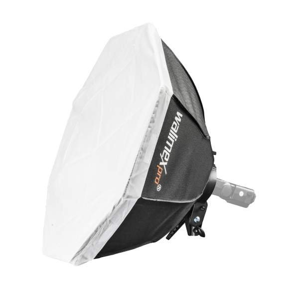 Walimex Octagon Softbox Ø 60cm für Systemblitz
