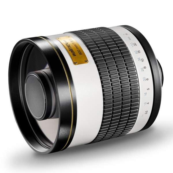 Walimex pro 800/8,0 DSLR Spiegel M42