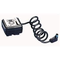 Blitzadapter mit Mittenkontakt und Synchronkabel