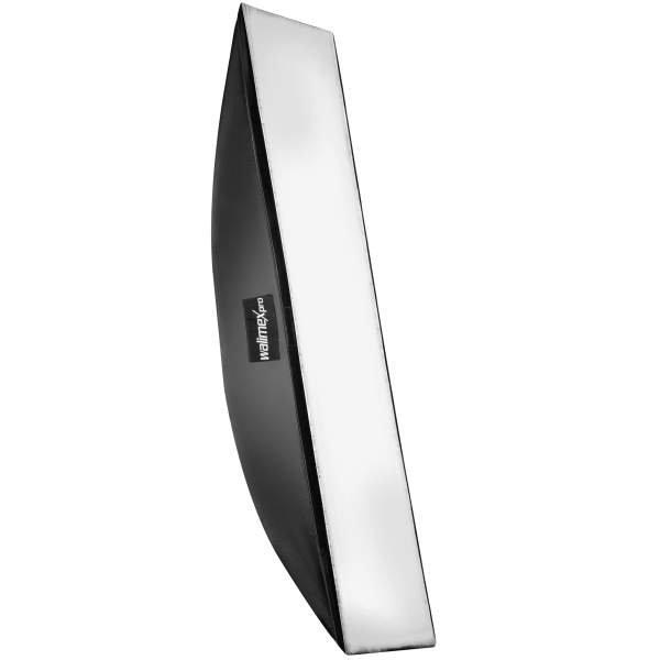 Walimex pro Striplight 25x90cm + Universal-Adapter