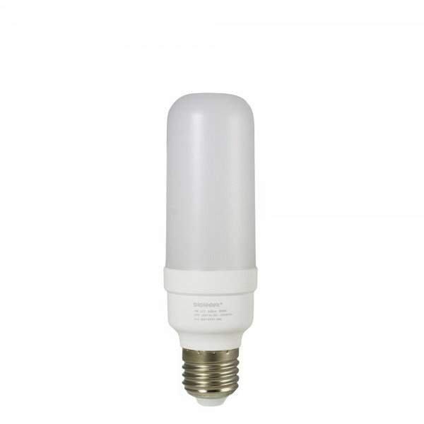 Bioledex NUMO LED Lampe E27 7W 600Lm Warmweiss