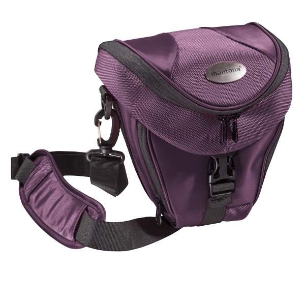 Mantona Premium Colttasche lila