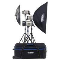 """Hensel Integra Plus Kit """"Pro"""""""