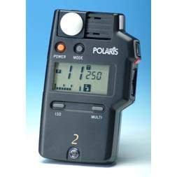 POLARIS Flashmeter 2Messbereich bis f 90, mit 1.5V Batterie, Leu