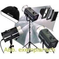 STAR 750/750/500 mit Octobox 200 Softbox 150, Filterträgersystem