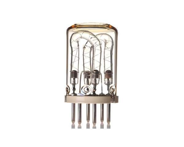 broncolor Blitzröhre 2x3200 J unbeschichtet inkl. Schutzglas 5500 K zu Pulso Twin