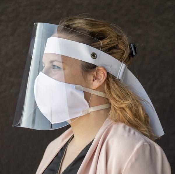 Facer Gesichtsmaske mit Visier