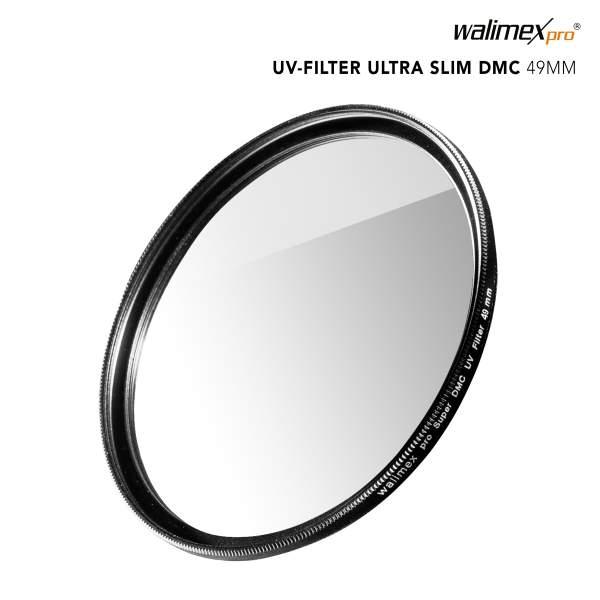 Walimex pro UV-Filter Slim Super DMC 49mm