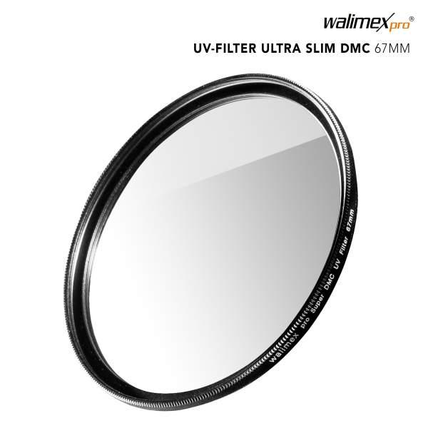 Walimex pro UV-Filter Slim Super DMC 67mm
