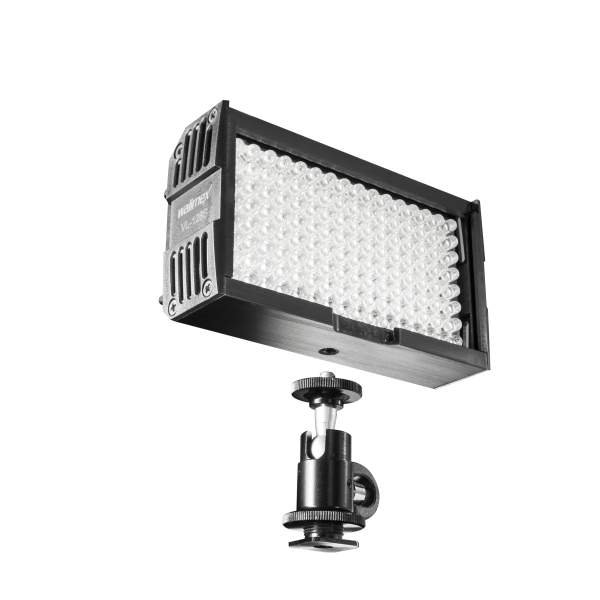 Walimex pro LED Foto Video Leuchte 128 Daylight
