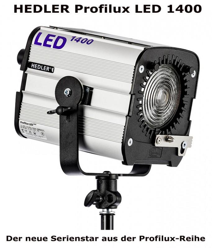 HEDLER Profilux LED 1400