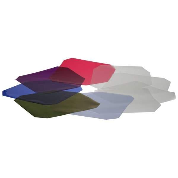 Hensel Color-u. Streufilterset, hitzefest