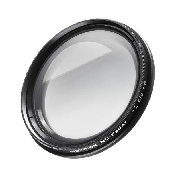 walimex ND-Fader 52 mm +2 bis +8 Blenden