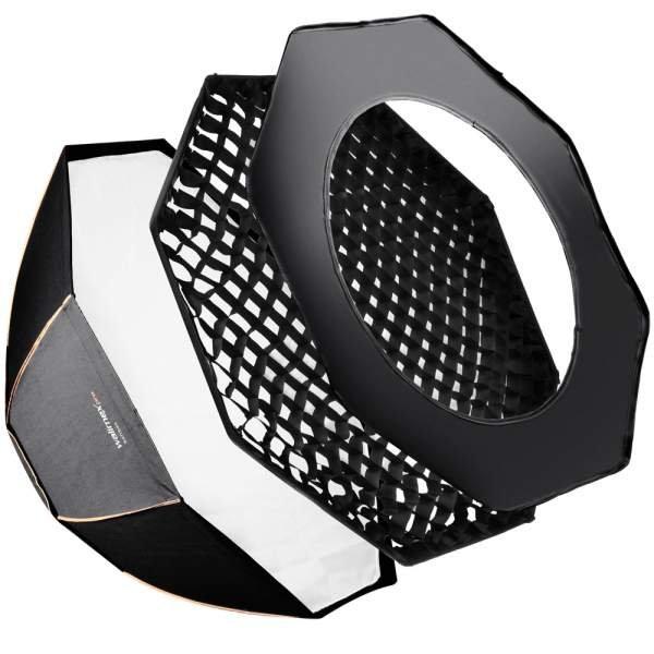 Walimex pro Octagon Softbox PLUS OL Ø213 Hensel EH