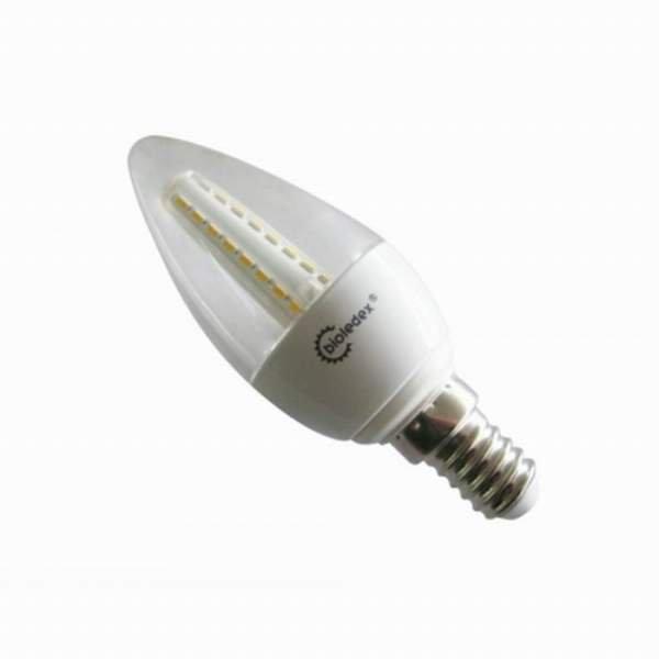 BIOLEDEX® STILA SMD LED Kerze E14 3.5W 270Lm Warmweiss