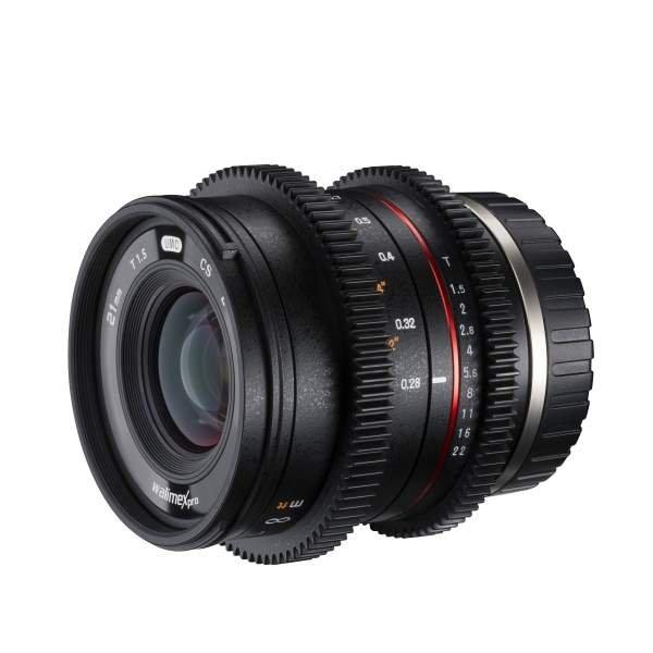 Walimex pro 21/1,5 Video APS-C Sony E