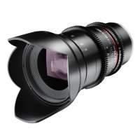 Samyang MF 35mm T1,5 Video DSLR II Fuji X