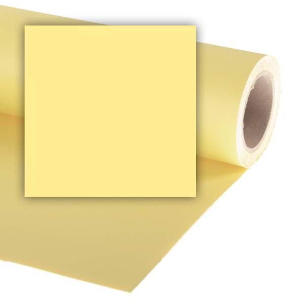 Colorama Hintergrundkarton 2,72 x 11m - Lemon