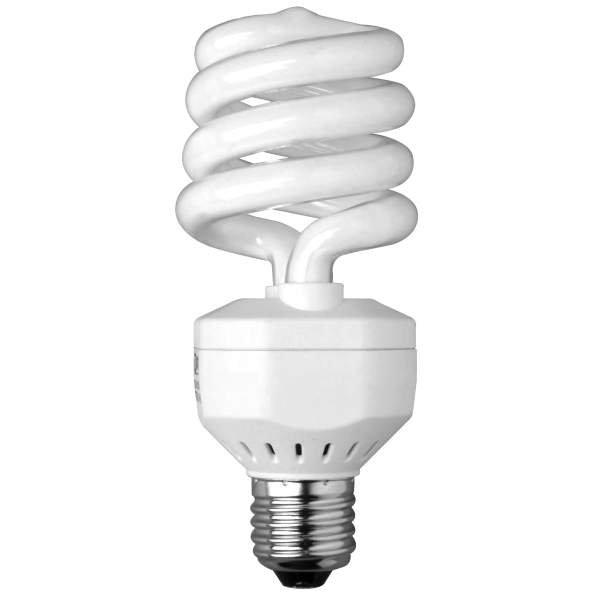 walimex Spiral-Tageslichtlampe 25W entspricht 150W
