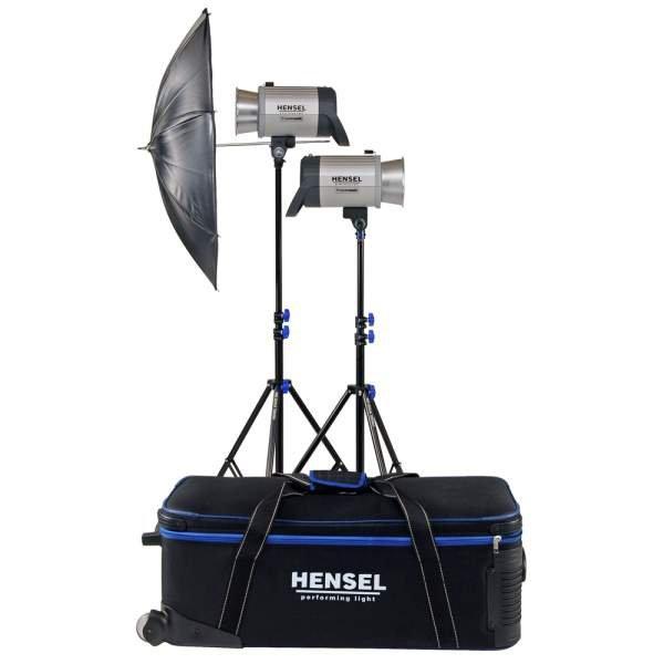 """Hensel Integra Plus Kit """"Basic"""""""