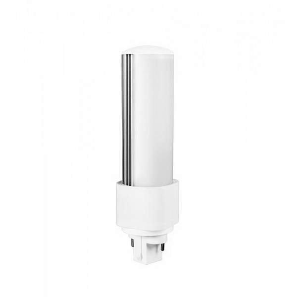 Bioledex LED Lampe G24 7W 560Lm Drehbar Neutralweiss