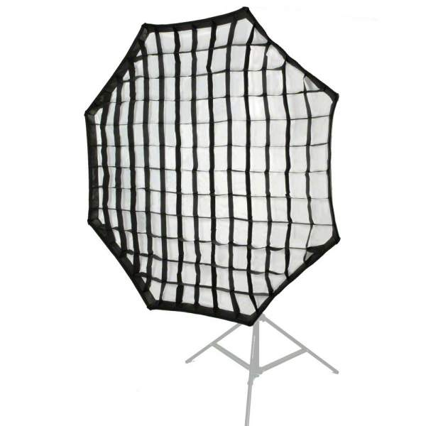 Walimex pro Octagon PLUS Ø200cm + Univ. Adapter
