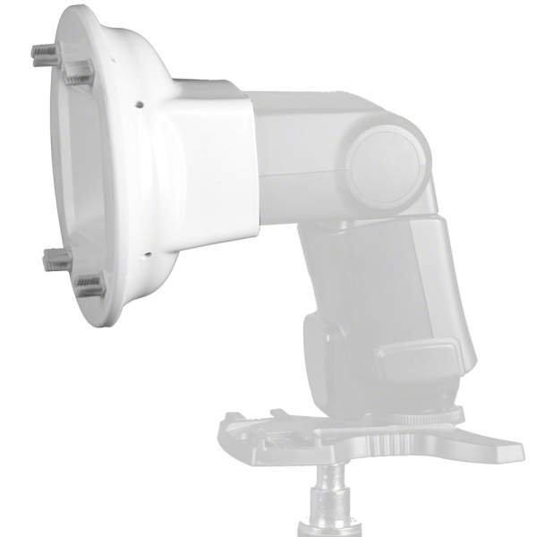 Zusatzadapter für Blitzvorsätze Nikon SB600/SB800