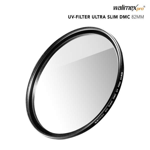 Walimex pro UV-Filter Slim Super DMC 82mm