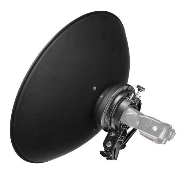 Walimex Beauty Dish 41cm für Kompaktblitze