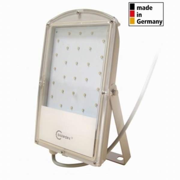 Bioledex LED Fluter ASTIR 32W 2750Lm 70° 5200K Grau