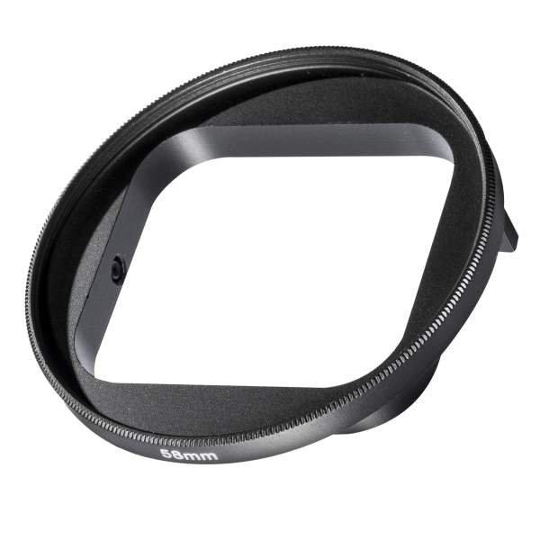 Mantona Filter Adapter 58mm Ø für GoPro Hero 3