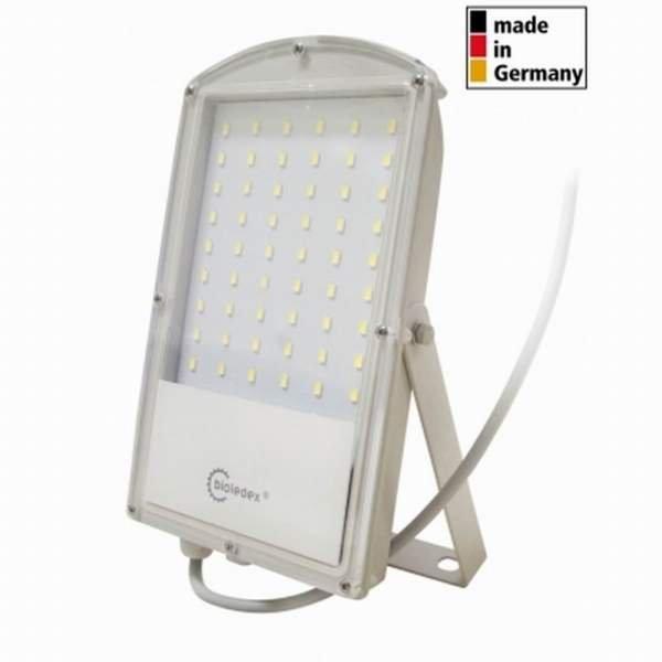 Bioledex LED Fluter ASTIR 30W 2700Lm 120° 5200K Grau