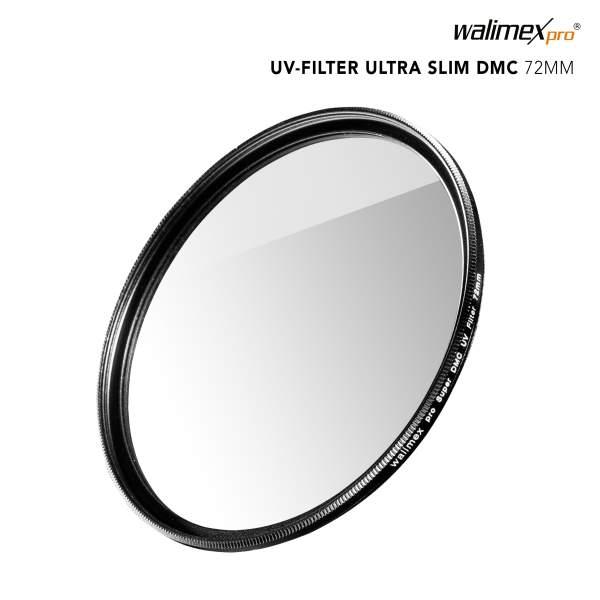 Walimex pro UV-Filter Slim Super DMC 72mm