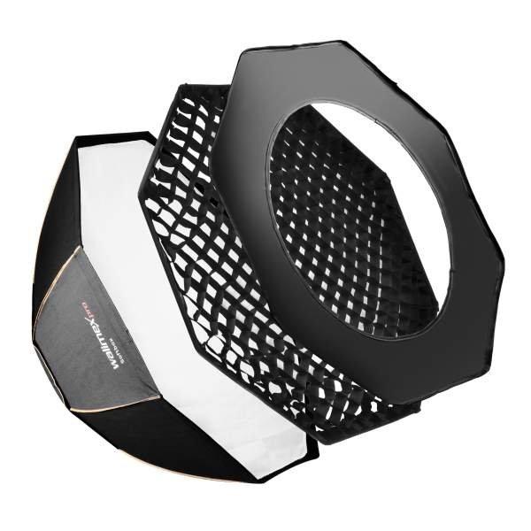 Walimex pro Octagon Softbox PLUS Orange Line 150