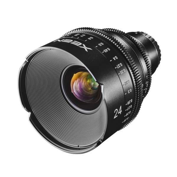 XEEN Cinema 24mm T1,5 MFT Vollformat